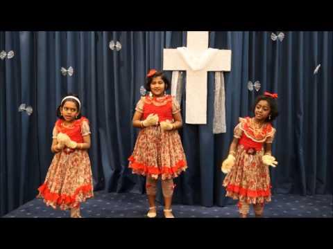 Ummodu Pesa Ennakkoru Aasai, Dance by KBS Children, Word of God Tamil Church, Doha Qatar