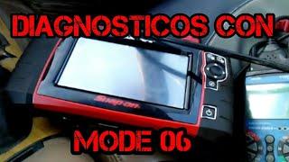 Lo que no Sabes de MODO 06 (mode 06) Para Diagnosticar Un Auto