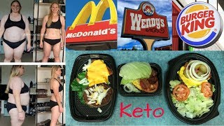 FAST FOOD on KETO for WEIGHT LOSS