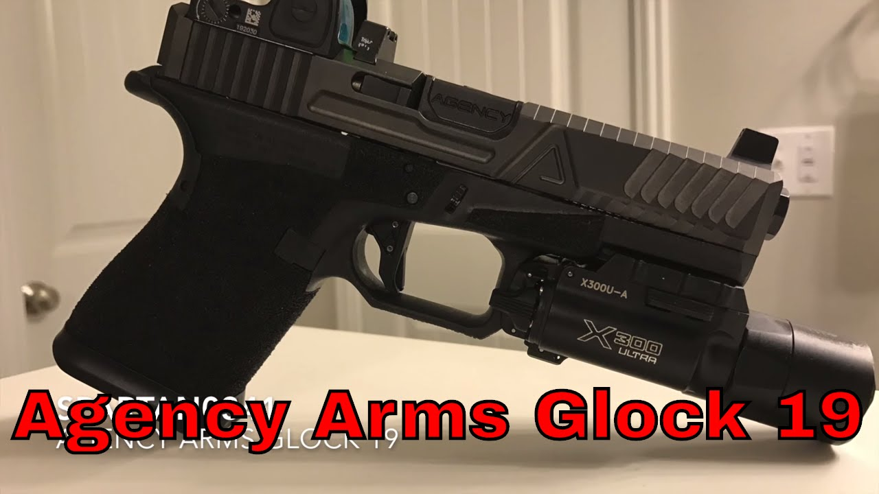 Agency Arms Glock 19 Review Youtube