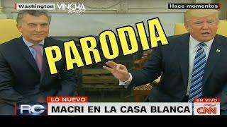 La verdadera reunión entre Macri y Trump