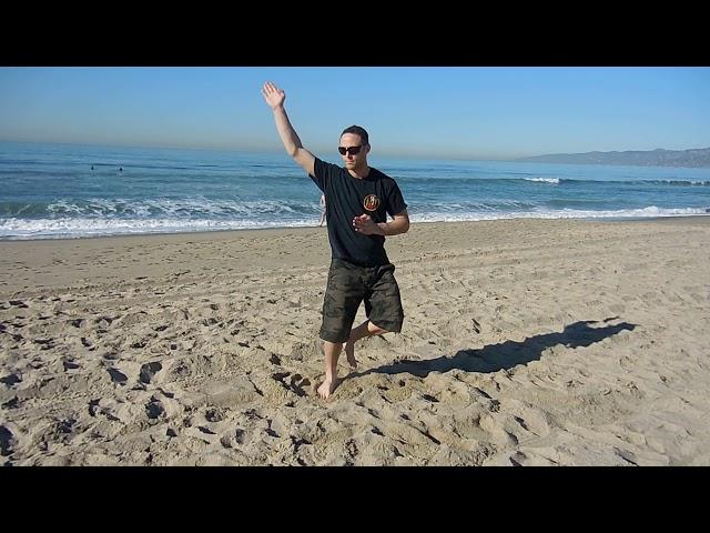 Sifu Ryan Biu Jee Hermosa Beach