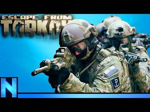 DEATH SQUAD FACTORY RUN - Escape From Tarkov