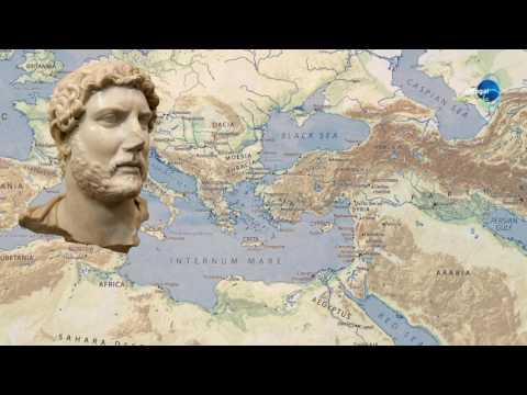 Hadrian the Roman Emperor