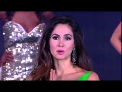 Mónica Castaño, Miss Grand Colombia 2014 - Final Show