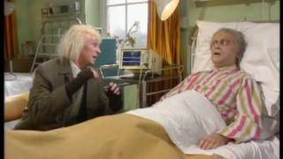 Grumpy old men comedy sketch -  Visiting Hours - BBC