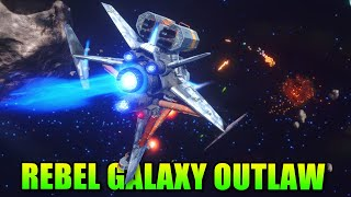This Game Hit Me In The Feels! - Rebel Galaxy Outlaw