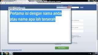 Cara Membuat Akun Facebook Hantu Terbaru!