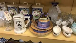 Tennyson Street Warehouse - Antique Shop   Antique & Vintage Glass Objects