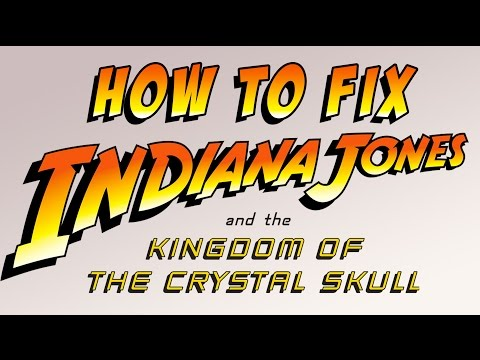 How to Fix Indiana Jones and the Kingdom of the Crystal Skull