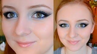 ♥ НОВОГОДНИЙ Makeup tutarial от MakeupKaty ♥
