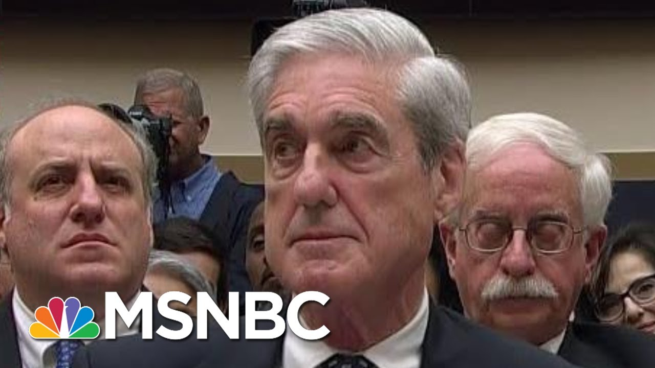 Claire McCaskill: Robert Mueller Cautious And Careful, Refreshing In Today's Politics | MSNBC