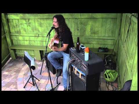 Led Zeppelin Dyer Maker Acoustic Cover Youtube