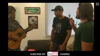 Tinak Dhin Coke Studio Season 10   Acoustic Unplugged Version by Ali Sethi Ali Hamza  Waqar Ehsin
