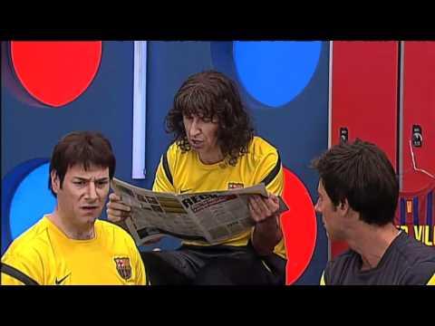 TV3 - Crackòvia - Pinto podrà jugar la final de la Copa del Rei