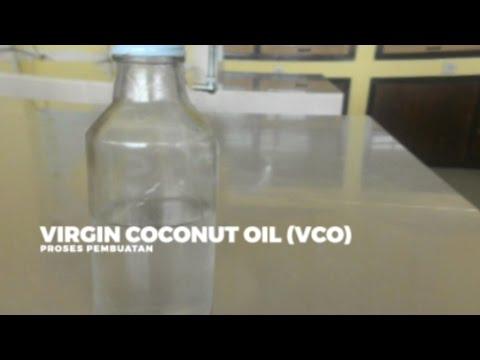 Pembuatan Virgin Coconut Oil (VCO)