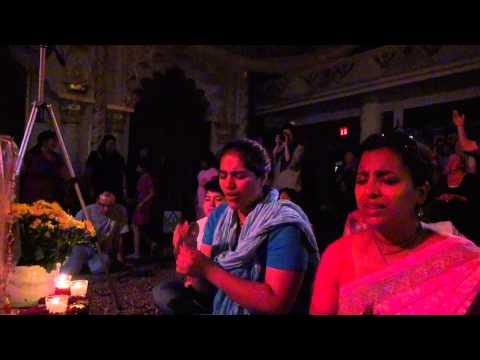 HH B.B. Govinda Swami- Soul Stirring kirtan at ISKCON Toronto - Saturday  - Sep 1st 2012