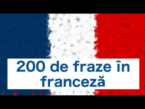 Învață Franceză: 200 De Propoziții în Franceză