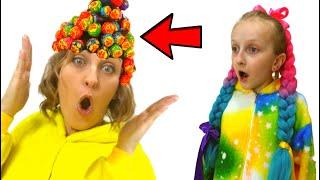 Hairstyle Chupa Chups Lollipops by Tawaki kids