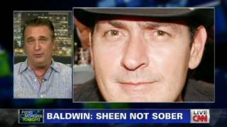 CNN: Daniel Baldwin: Charlie Sheen's not sober