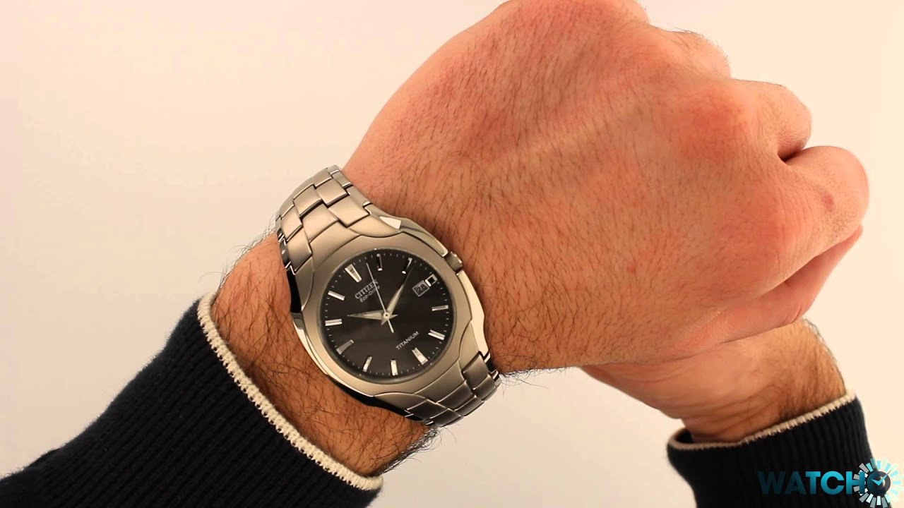 citizen titanium men s eco drive watch bm6560 54h hands on citizen titanium men s eco drive watch bm6560 54h hands on review