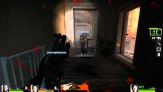 Left 4 Dead 2 Epic - Tank Mutation Perfect Run With Lucky Punch