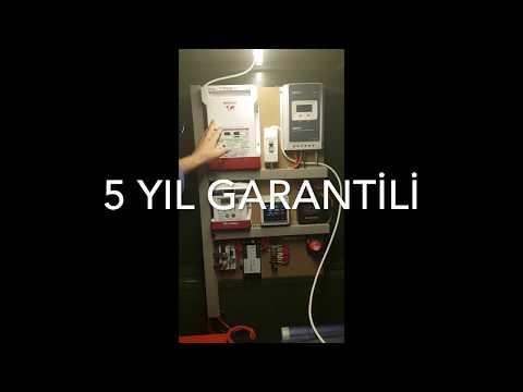 KARAVAN ENERJİ SİSTEMİ MONTAJI 3. Bölüm