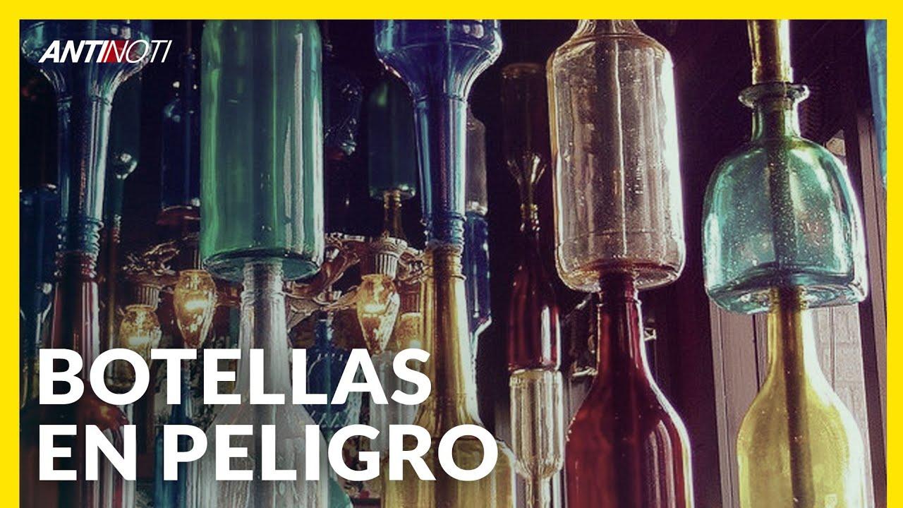 ¿Llegó El Fin De Las Botellas? | Editorial Antinoti