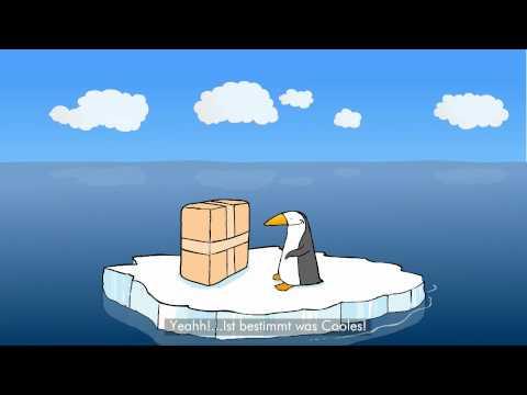 Lustige Pinguine - Coole Sachen am Südpol