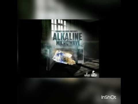 Alkaline If yuh nuh Behave a Grave (Sample)