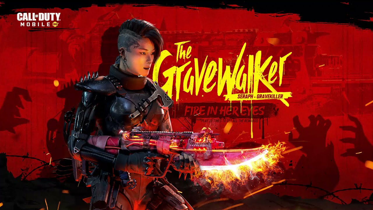 The Gravewalker Draw   Call Duty: Mobile - Garena