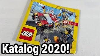 Schlechtester LEGO Katalog seit langem :( | LEGO Katalog 2020 (1.Halbjahr)
