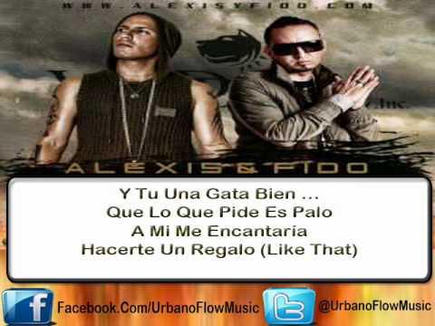 Alexis Y Fido - HP (Letra)