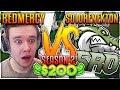 REDMERCY VS SoloRenektonOnly!! $200 1v1 SHOWDOWN!! Season 2 - League of Legends