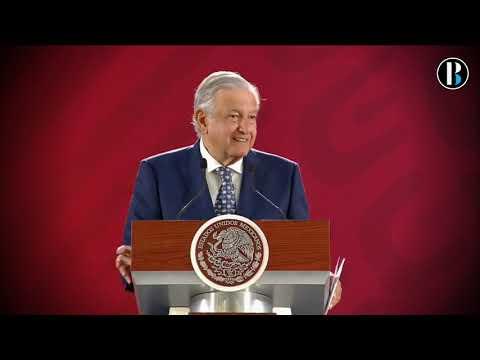 Presidente López Obrador atribuye a Gobierno de Michoacán conflicto de maestros