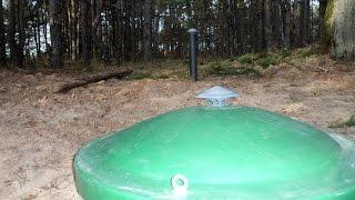 Монтаж очистного сооружения для загородного дома(, 2015-02-24T17:34:11.000Z)