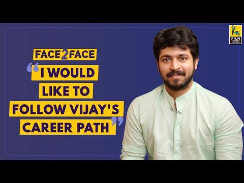 Harish Kalyan Interview With Baradwaj Rangan | Face 2 Face
