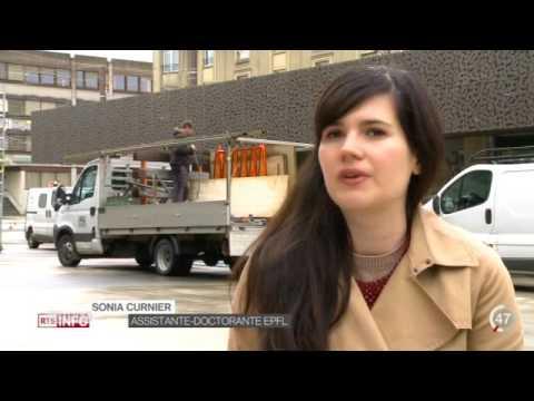 RTS: Lausanne inaugure la nouvelle place de la Sallaz après 10 ans de travaux