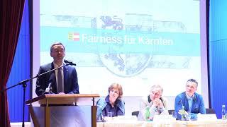 Herbert Kickl: Österreich wird im Notfall die Grenzen schließen!