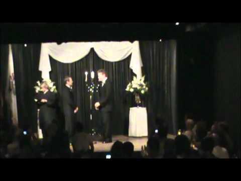 Mike & Dan  - Civil Union Wedding Ceremony