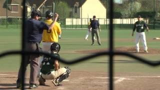 Baseball : les Cougars débutent par deux victoires