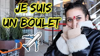 ON A (vraiment) RATÉ L'AVION 🤦🏻‍♀️ - Horia