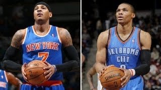 2012-13 ALL-NBA SECOND TEAM