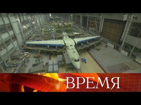 Оразвитии отечественного авиастроения