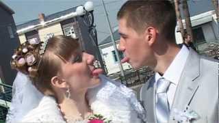 Ольга и Дмитрий в клипе we found love!