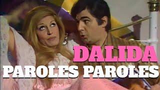 Dalida - Paroles Paroles Resimi