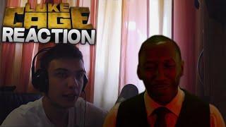 "Reaction | Трейлер #2 ""Люк Кейдж/Luke Cage"""