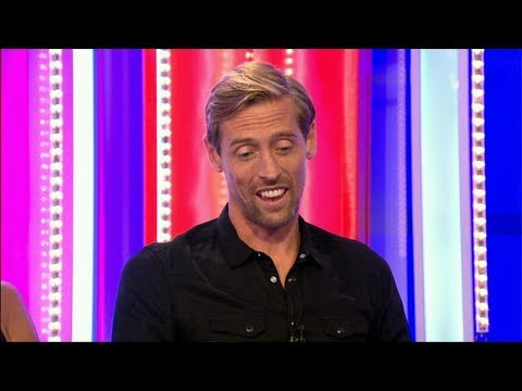 PETER CROUCH  How to be a Footballer BOOK  interview
