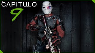 INJUSTICE 2   CAPITULO 9   Deadshot en Multiplayer Tan roto como dicen??