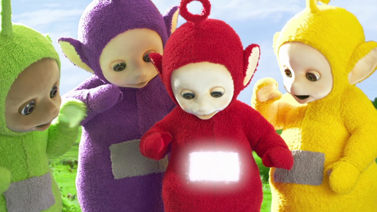 teletubbies italiano